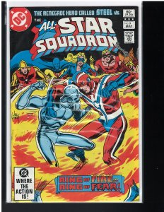 All-Star Squadron #9 (DC, 1982) NM