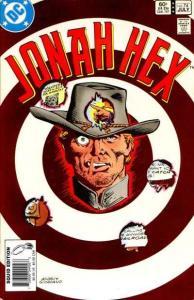 Jonah Hex (1977 series) #74, NM- (Stock photo)