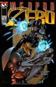 Weapon Zero (1996 series) #13, NM + (Stock photo)