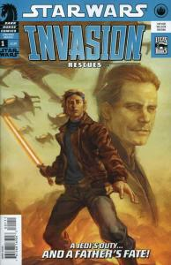 Star Wars: Invasion—Rescues #1 VF/NM; Dark Horse | save on shipping - details in