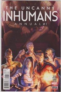 Uncanny Inhumans Annual #1