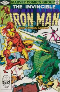 Iron Man (1st Series) #159 VF; Marvel | save on shipping - details inside