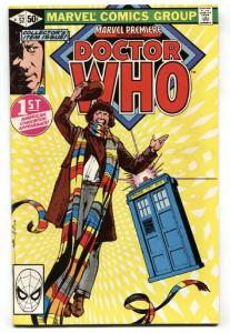 MARVEL PREMIERE #57 -1st comic book Doctor Who 1980