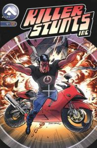Killer Stunts #2 VF/NM; Alias | save on shipping - details inside