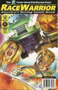 RaceWarrior #2 FN; Custom Comics of America | save on shipping - details inside