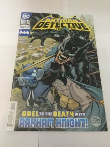 Detective Comics 1002 Nm Near Mint DC Comics