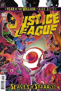 Justice League (2018 series) #29, NM- (Stock photo)