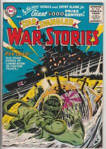 Star Spangled War Stories #49 (Sep-56) NM/NM- High-Grade One-Man Navy