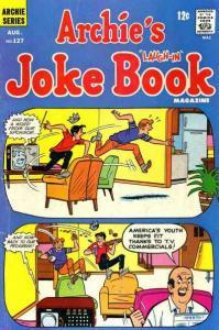 Archie's Joke Book Magazine #127, VG- (Stock photo)