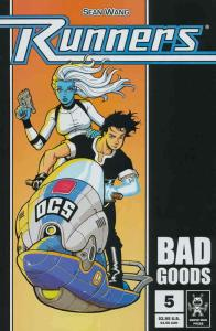 Runners: Bad Goods #5 VF; Serve Man   save on shipping - details inside