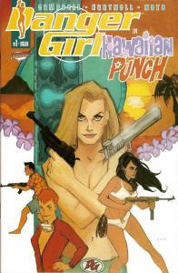 Danger Girl: Hawaiian Punch #1A VF; WildStorm | save on shipping - details insid