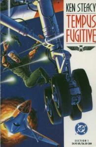 Tempus Fugitive #1, VF+ (Stock photo)