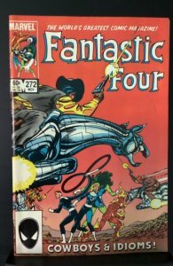 Fantastic Four #272 (1984)