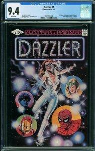 Dazzler #1 (9.4)