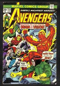 The Avengers #134 (1975)