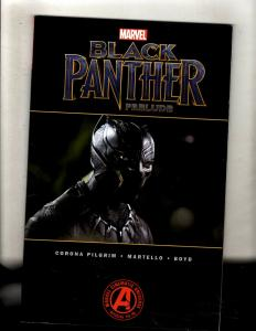 Black Panther Prelude Marvel Comics TPB Graphic Novel Comic Book Avengers J348