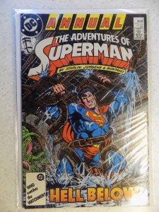 ADVENTURES OF SUPERMAN ANNUAL # 1