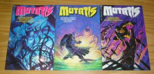 Mutatis #1-3 VF/NM complete series - dan abnett - andy lanning - epic comics set