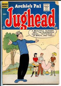 Archie's Pal Jughead #65 1960-MLJ-Betty-Veronica-VG