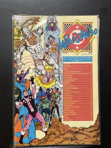 Who's Who: The Definitive Directory of the DC Universe #5 (1985)