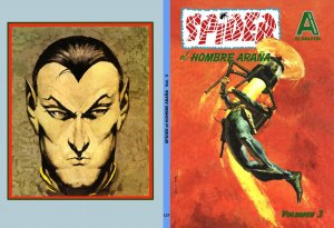 Los Archivos de El Boletin volumen 127: The Spider el hombre araña (Flierman...