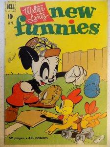 Walter Lantz New Funnies #175 (1951)