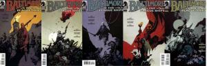 BALTIMORE PLAGUE SHIPS (2010 DH) 1-5  COMPLETE! COMICS BOOK