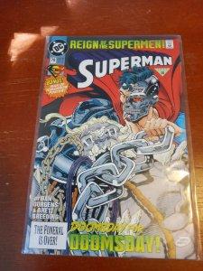 Superman #78 1993
