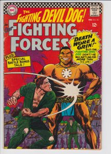 Our Fighting Forces #98 (Feb 1966) 3.0 GD/VG DC