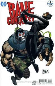 Bane Conquest #4 VF/NM; DC | save on shipping - details inside