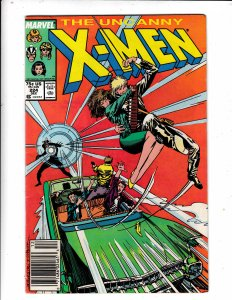 THE UNCANNY X-MEN#224 VF/FN   NO RESERVE Save on shipping