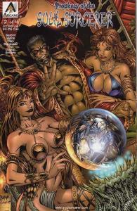 Prophecy of the Soul Sorcerer #2 VF/NM; Arcane | save on shipping - details insi