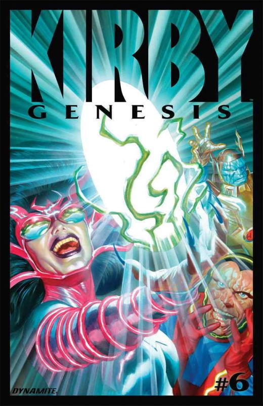Kirby: Genesis #6A FN; Dynamite | save on shipping - details inside