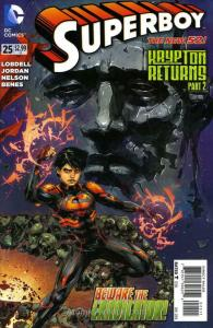 Superboy (5th Series) #25 FN; DC   save on shipping - details inside