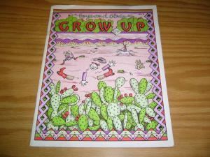 Boys & Girls Grow Up #5 FN rare underground comix by GWAR members from 1985