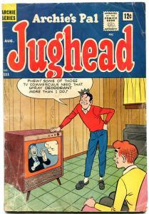 Archie's Pal Jughead #111 1964- Silver Age Teen Humor Big Ethel