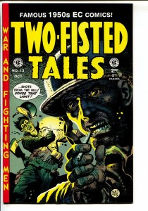 Two-Fisted Tales-#13-1995-Gemstone-EC reprint