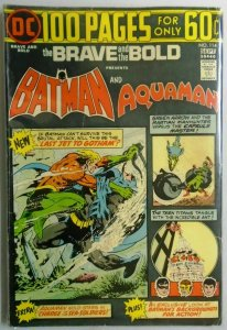 Brave and the Bold (1st Series DC) #114, 3.0 (1974)