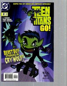 11 Comics Teen Titans #2 2 4 12 16 17 Superman #485 Judo Master #98 + more EK17