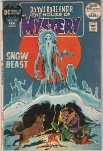 House of Mystery #199 (Feb-72) FN/VF Mid-High-Grade Cain