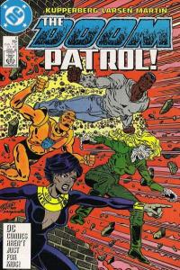 Doom Patrol (1987 series) #6, VF (Stock photo)