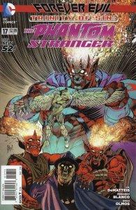 THE PHANTOM STRANGER #17, NM, Forever Evil, Trinity of Sin, DC, 2013 2014