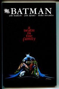 A Death In The Family-Jim Starlin-TPB-trade