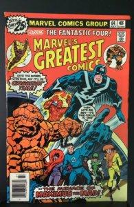 Marvel's Greatest Comics #64 (1976)