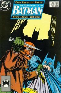 Batman (1940 series) #435, Fine+ (Stock photo)