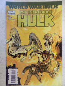 Incredible Hulk #111 (2007)