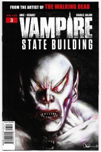 Vampire State Building #3 Cvr D Adlard Vampire God (Ablaze, 2019) NM