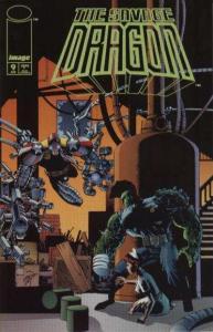 Savage Dragon (1993 series) #9, NM- (Stock photo)