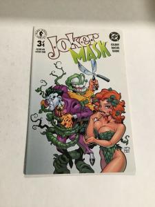 Joker Mask 3 Vf- Very Fine- 7.5 DC Dark Horse Comics