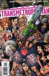 Transmetropolitan #54 VF/NM; DC/Helix | save on shipping - details inside
